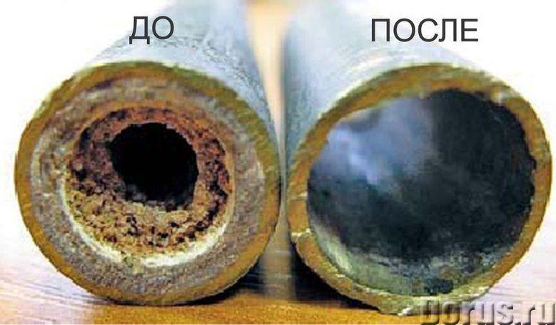 Гидродинамическая промывка и опрессовка систем отопления - Строительные услуги - Компания Фора предс..., фото 4